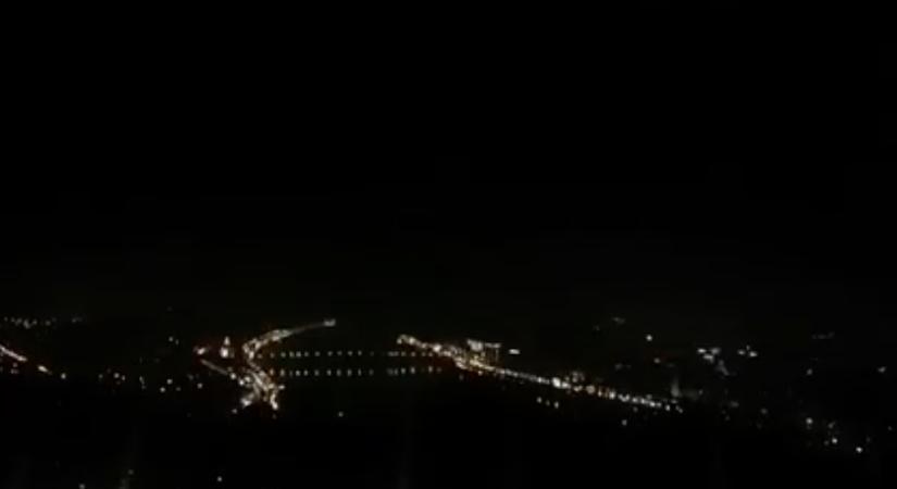 Elsötétült Budapest - Hírnavigátor