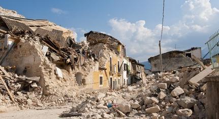 földrengés fogyás)